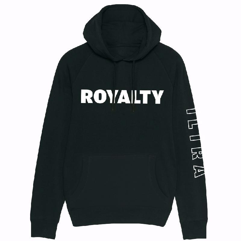 Royalty Hoodie Black