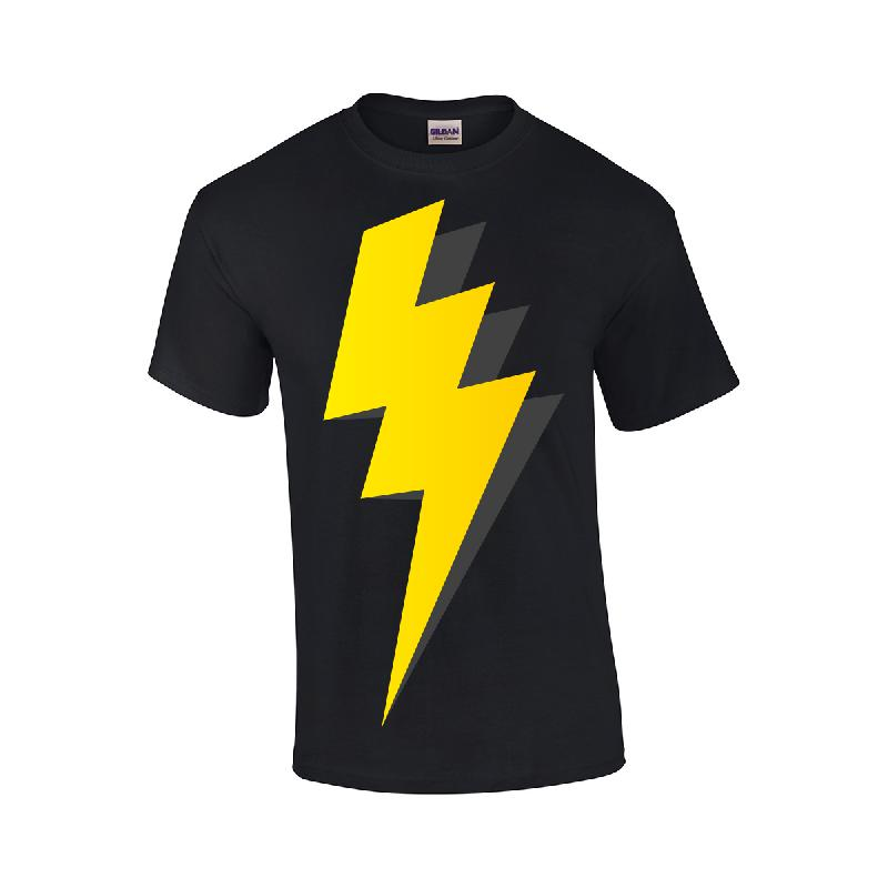 Big Blitz T-Shirt T-Shirt Schwarz