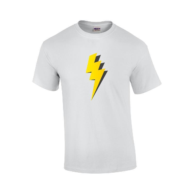 Blitz T-Shirt T-Shirt Weiss