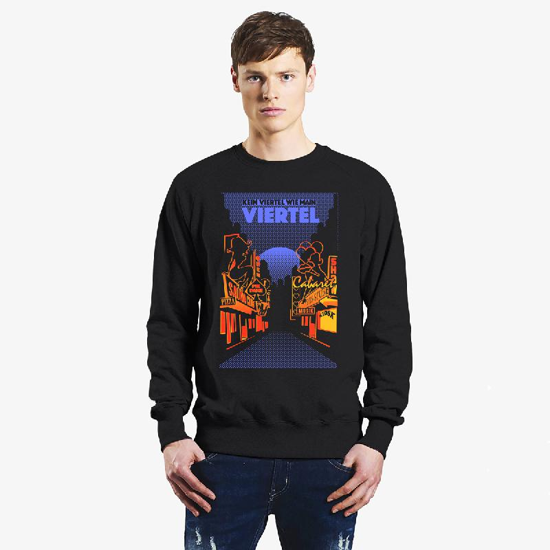 Bahnhofsviertel Sweater black