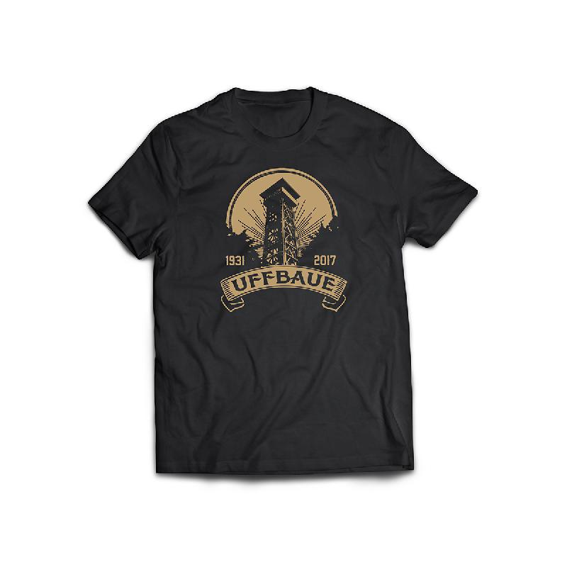 weiter weiter goetheturm charity t shirt t shirt schwarz journal frankfurt shop. Black Bedroom Furniture Sets. Home Design Ideas