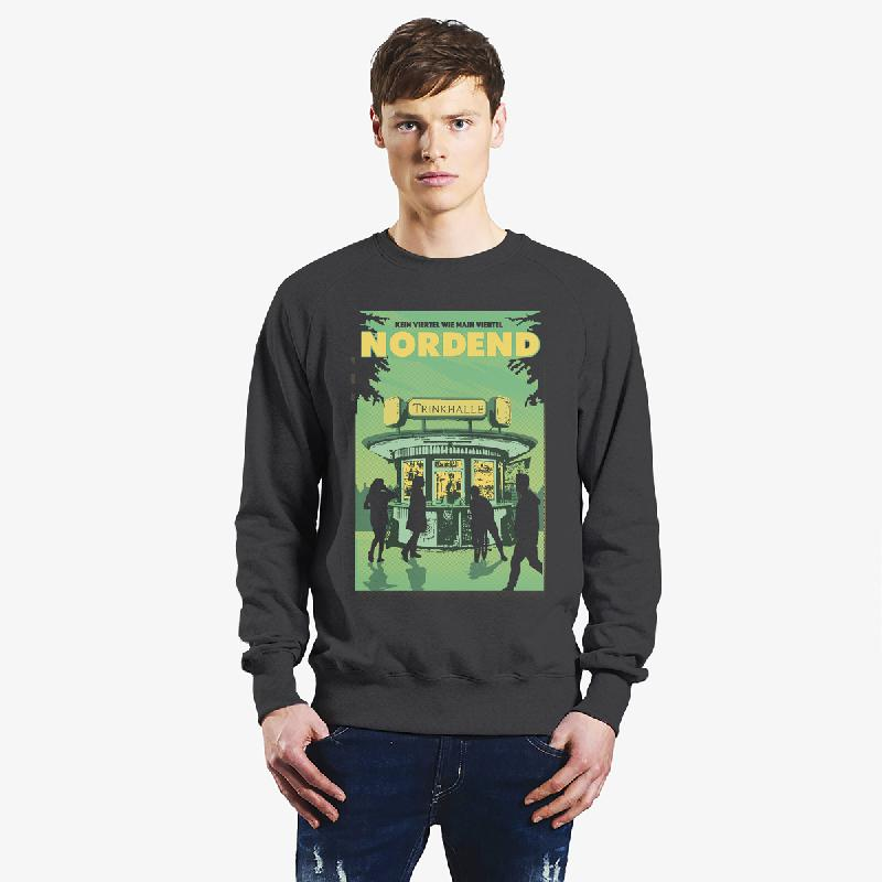 Nordend Sweater charcoal