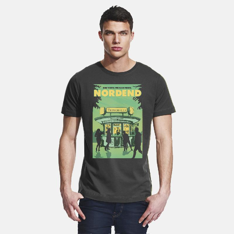Nordend T-Shirt charcoal