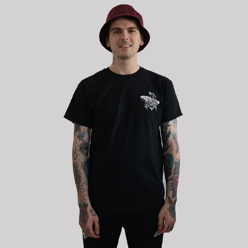 LOGO Unisex T-Shirt Black