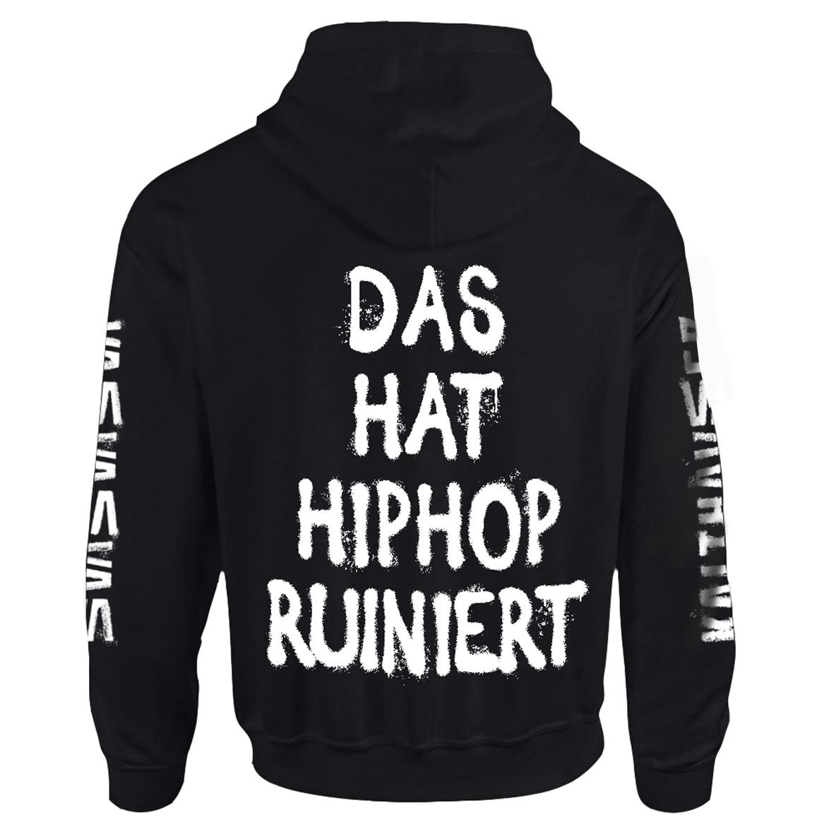 Hip Hop / Preorder bis 03.08. Hoodie Schwarz