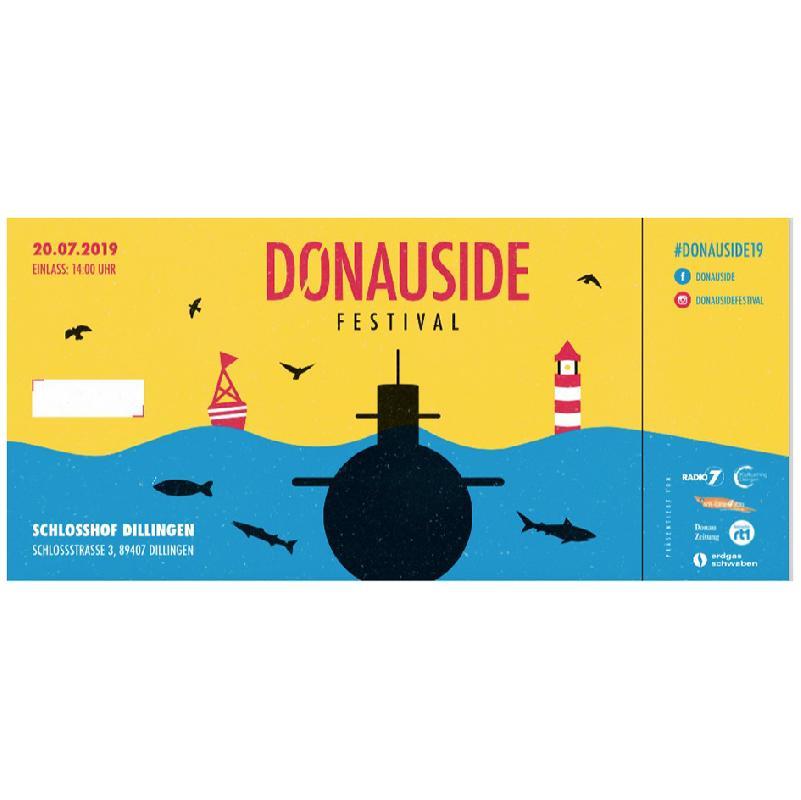 DONAUSIDE 2019 Ticket