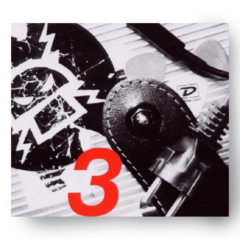 Drei Digipack CD