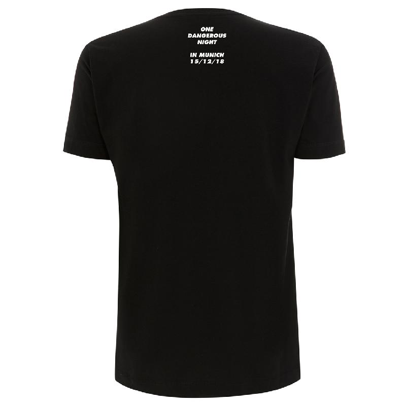Ezcape - NEU T-Shirt Schwarz