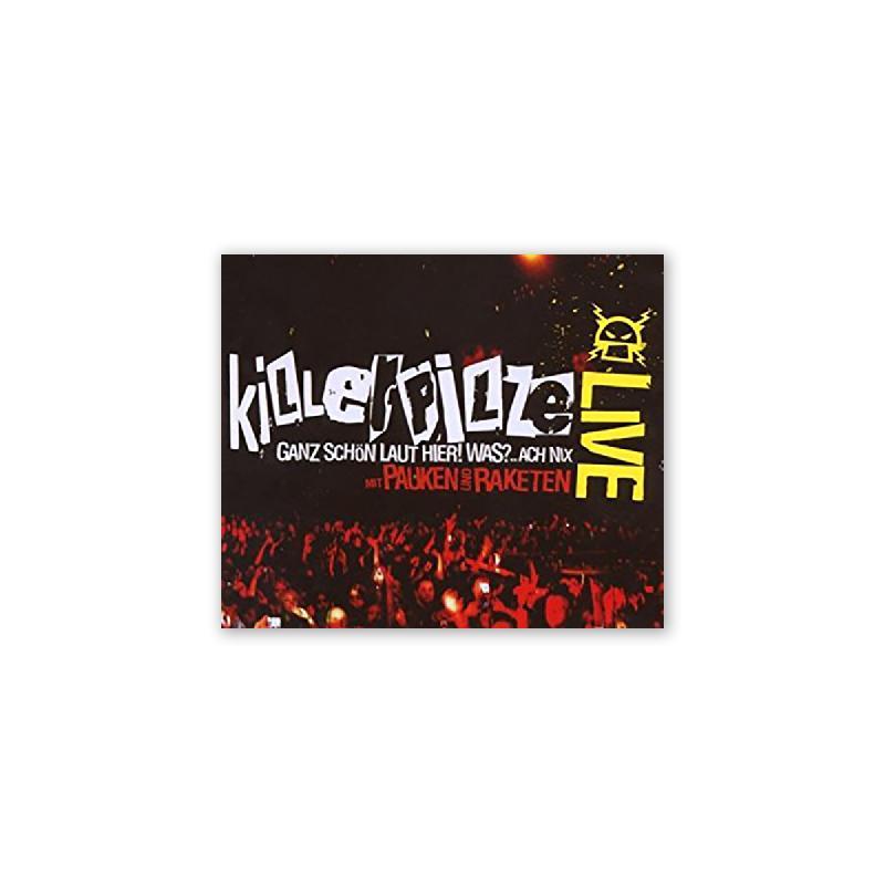 Mit pauken und raketen DVD/Album CD+DVD