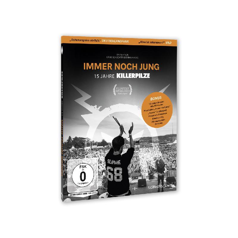 Immernoch Jung DVD DVD