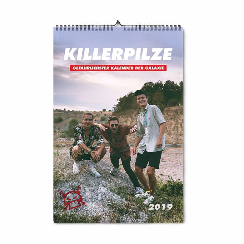 KP Kalender 2019 - NEU Kalender