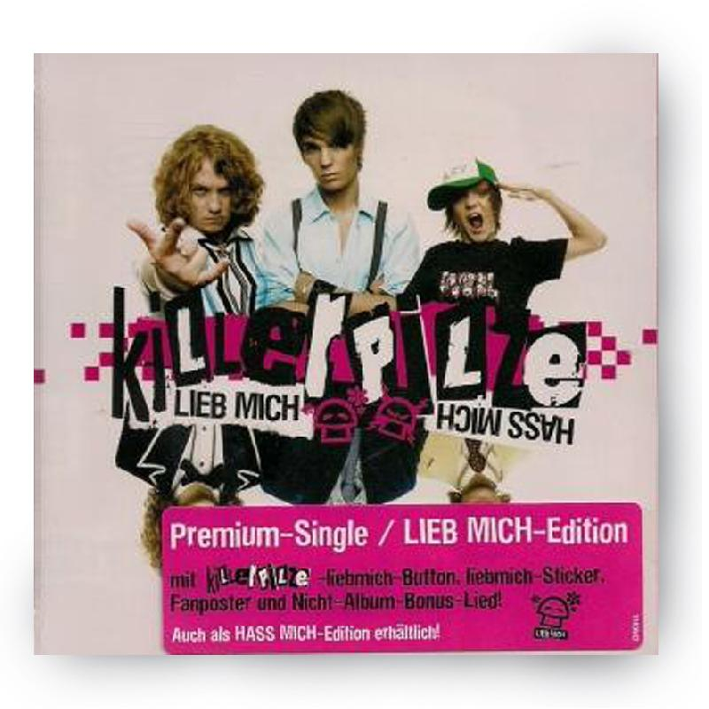 LiebMichHassMich Premium Single CD