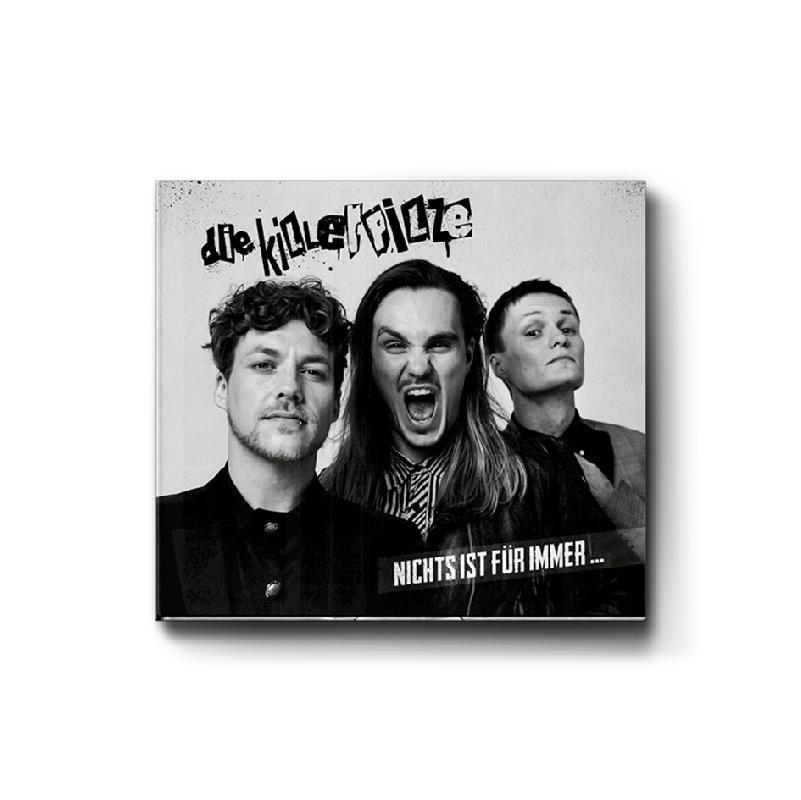 Nichts ist für immer Signiert CD