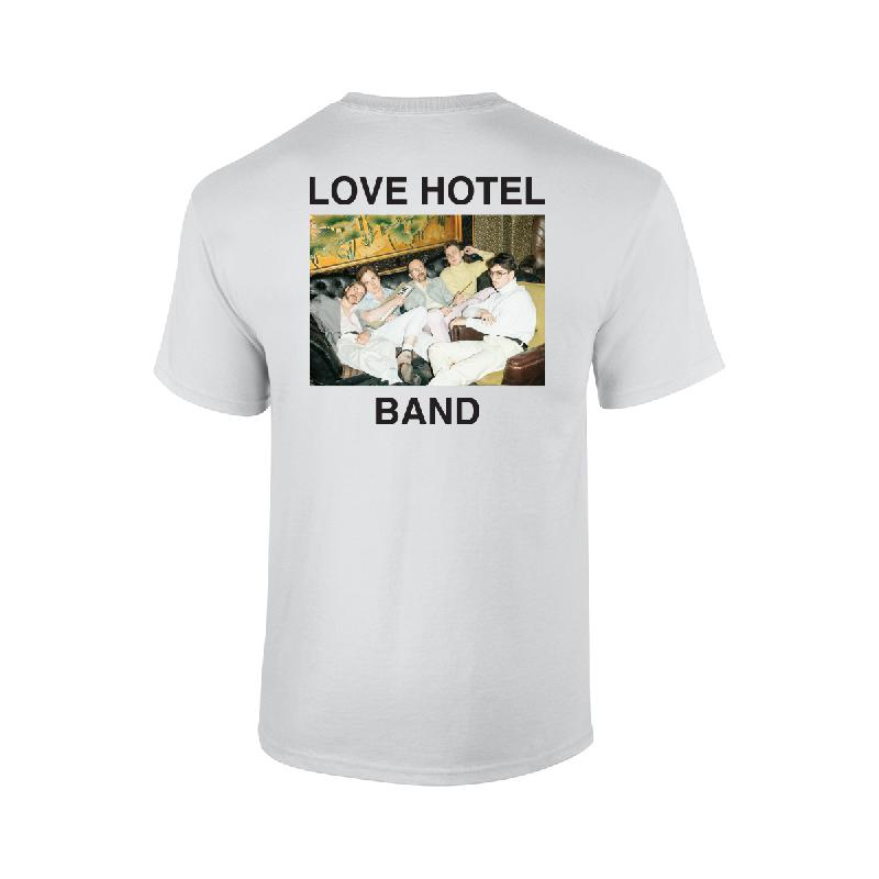 Paris T-Shirt T-Shirt White