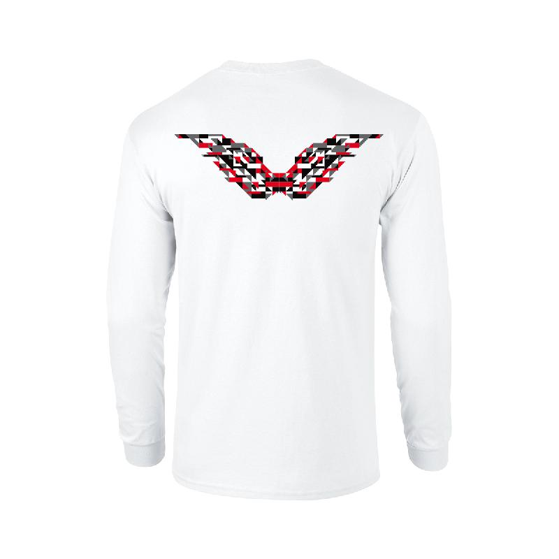 Angel Longsleeve White