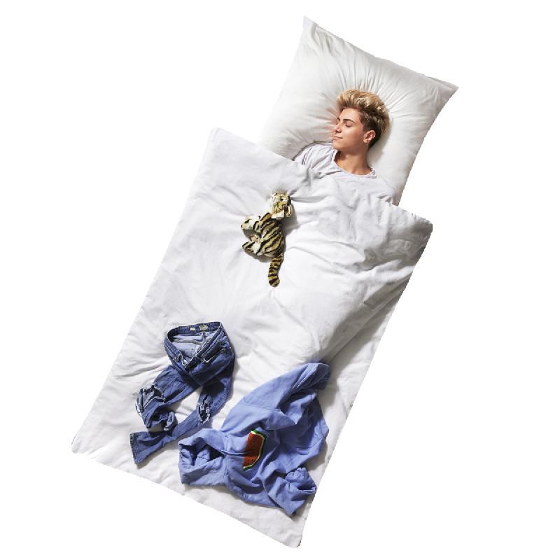 Sleeping Bettwäsche Weiss