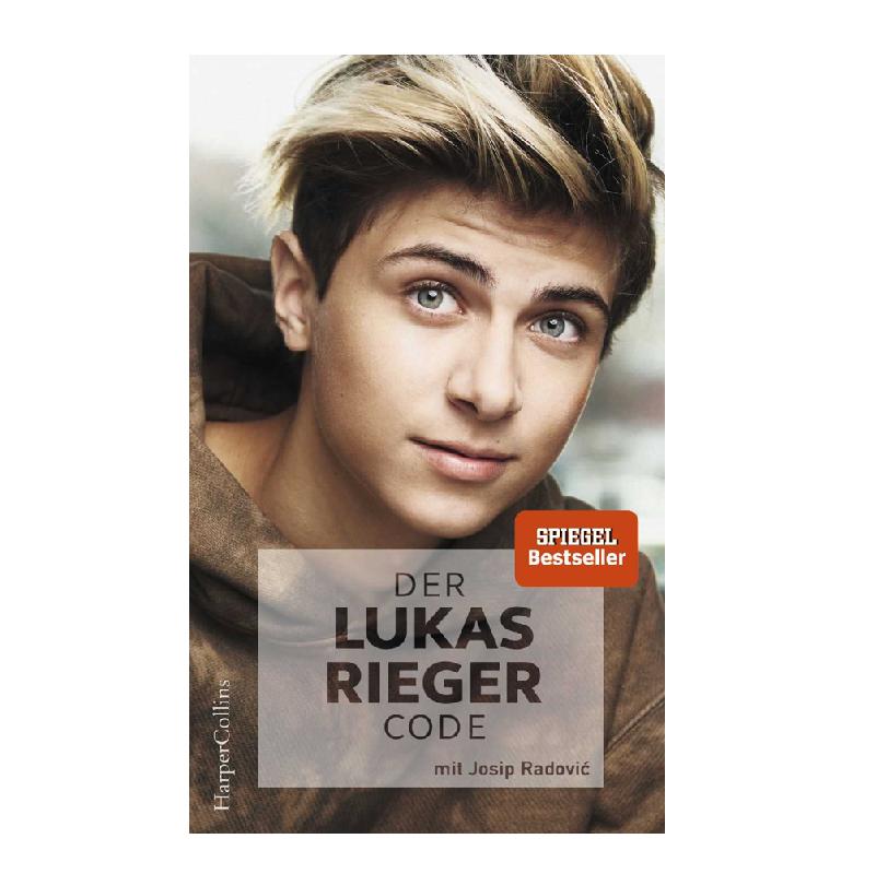 Der Lukas Rieger Code Buch