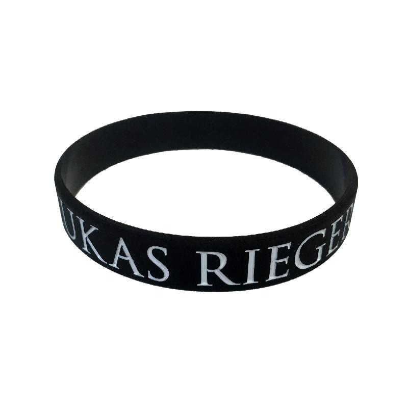 Lukas Code Black Wristband