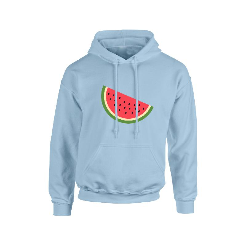 Melone Hoodie Skyblue