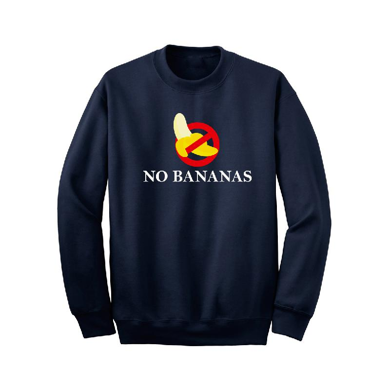 No Bananas Sweater Navy