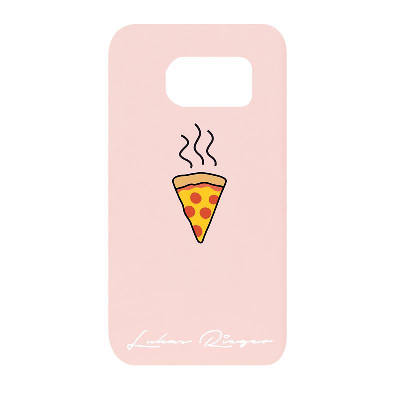 Pizza Handyhülle Rosa
