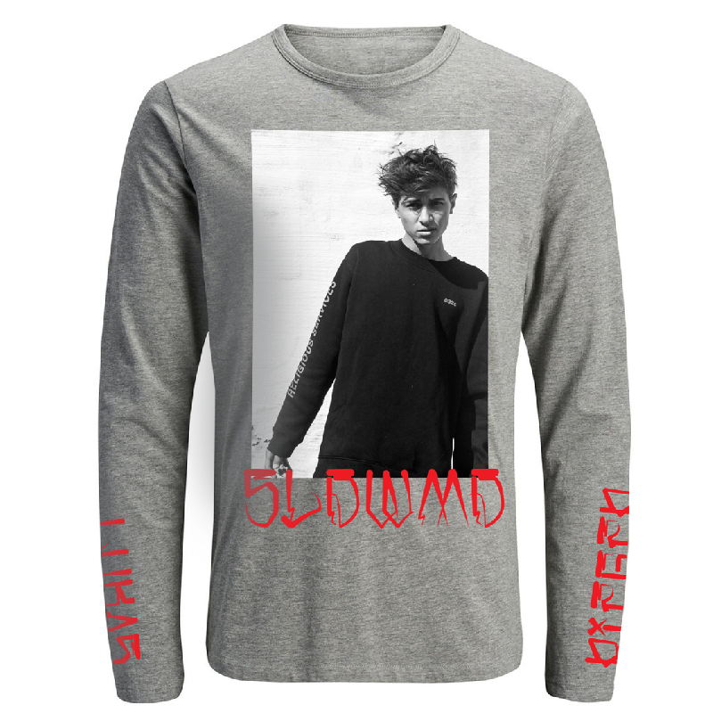 Slowmo Longsleeve grey