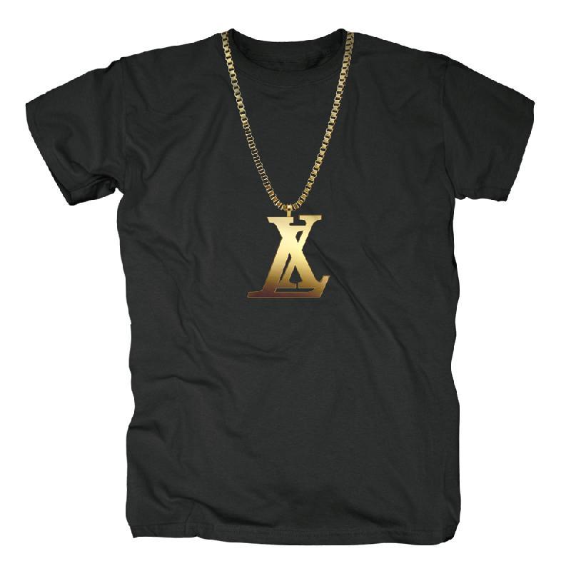 Chaine T-Shirt schwarz