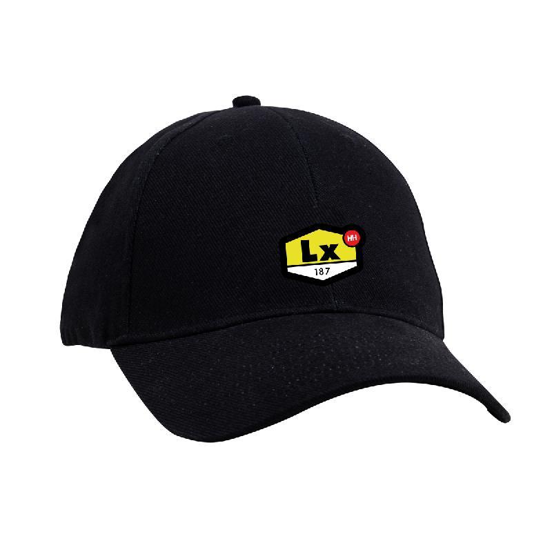LX TN Cap Black Cap Schwarz