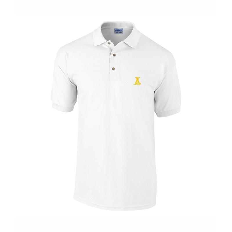 LX Polo Weiss Poloshirt Weiss