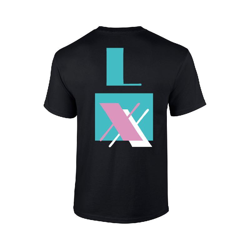Miami T-Shirt T-Shirt Schwarz