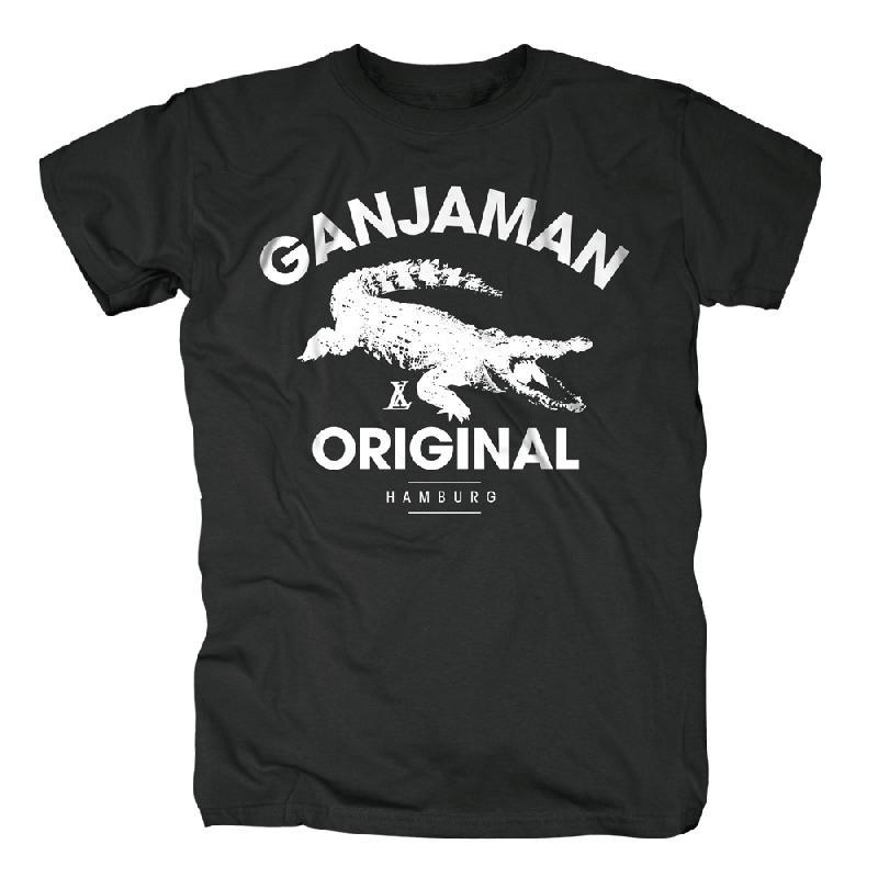 Origin T-Shirt schwarz