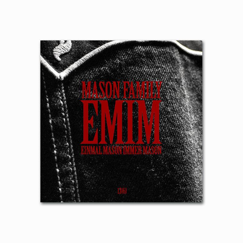 Mason family - EMIM CD Digipack CD