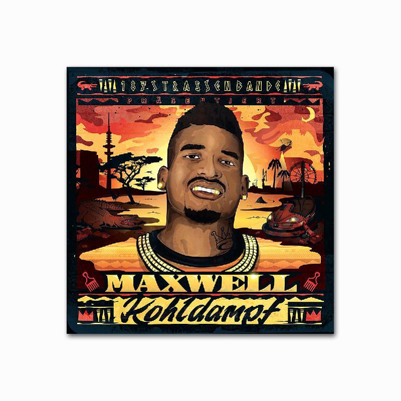 Maxwell - Kohldampf VINYL LP