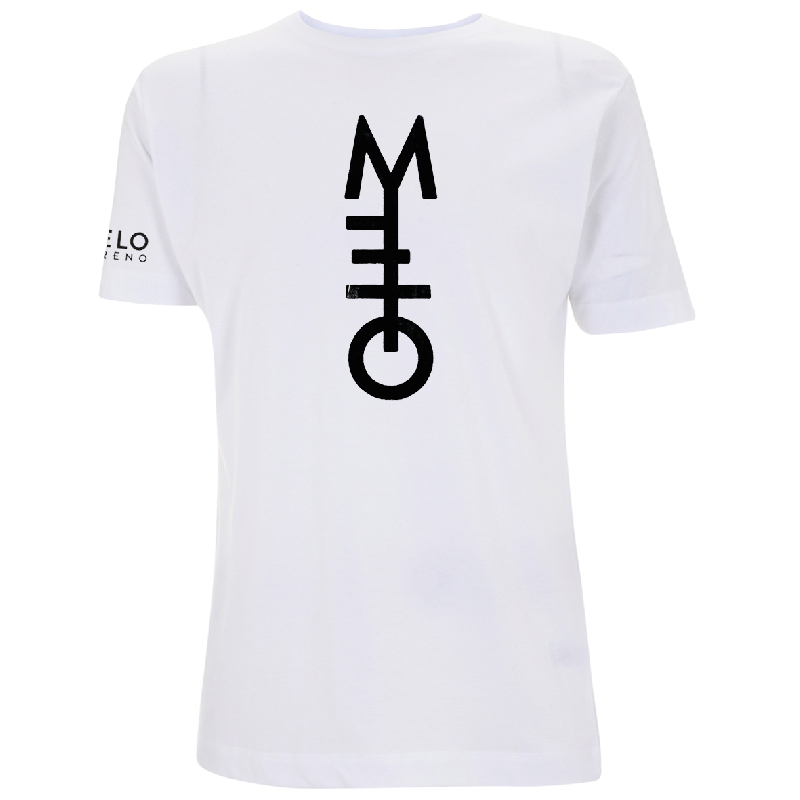 Logo T-Shirt Blanco