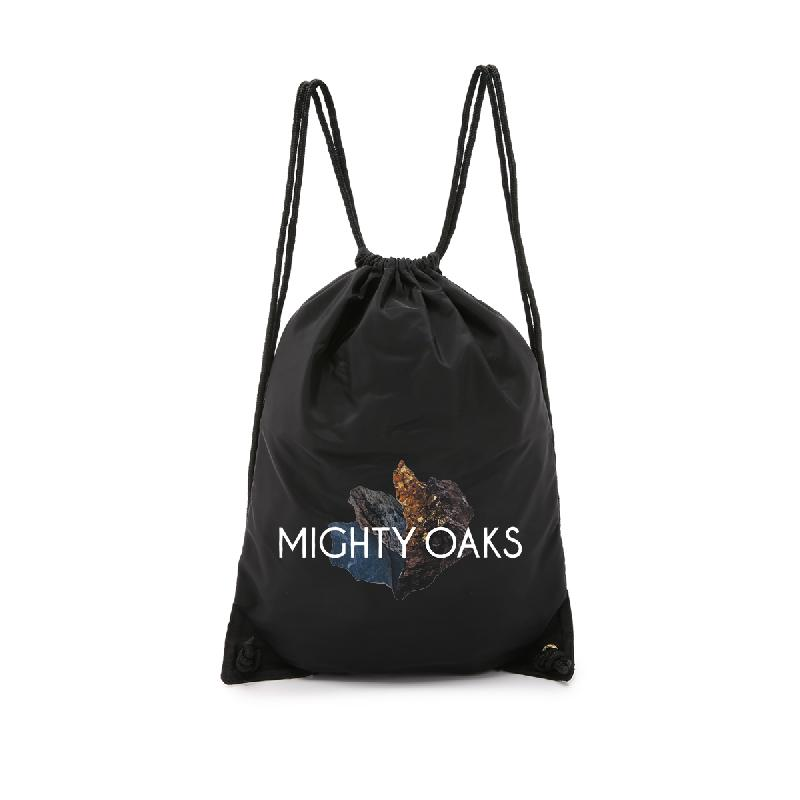 Mighty Oaks Gymbag Bag Schwarz