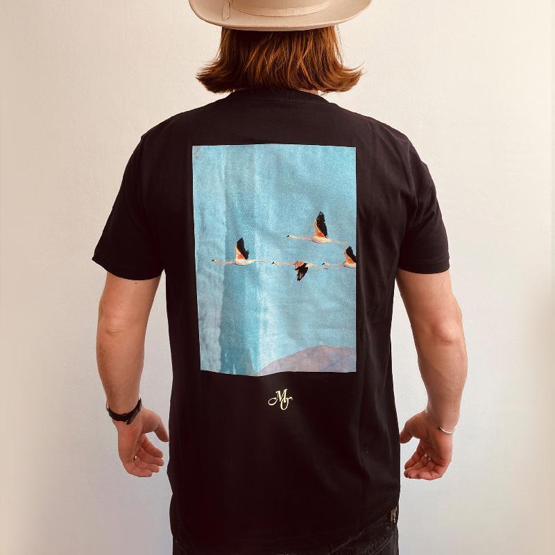 Logo Stick T-Shirt Black
