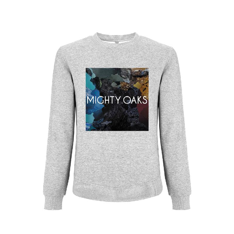 Sweater Paint Sweater Grey