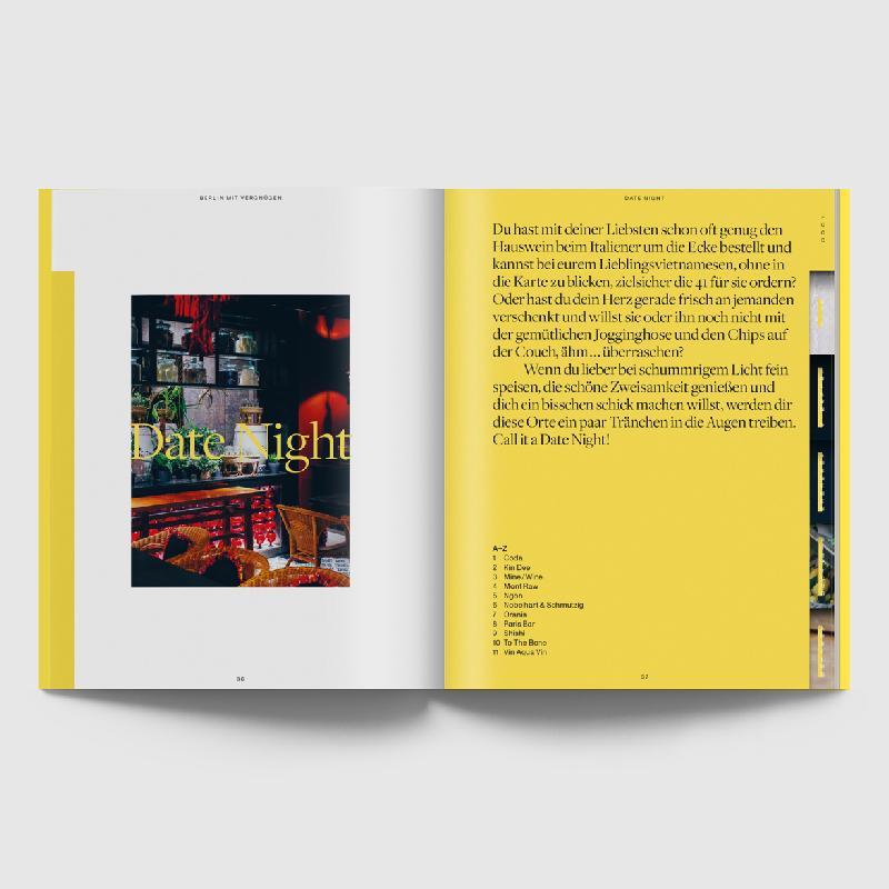 BERLIN Mit Vergnügen Buch