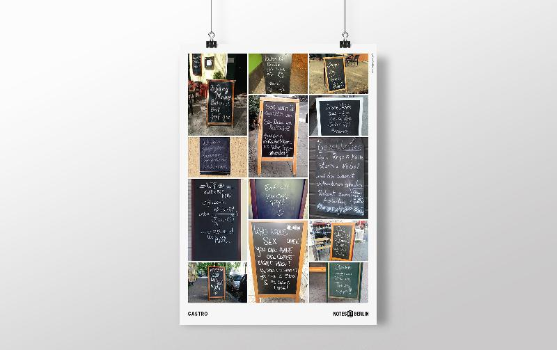 Gastro Poster Poster