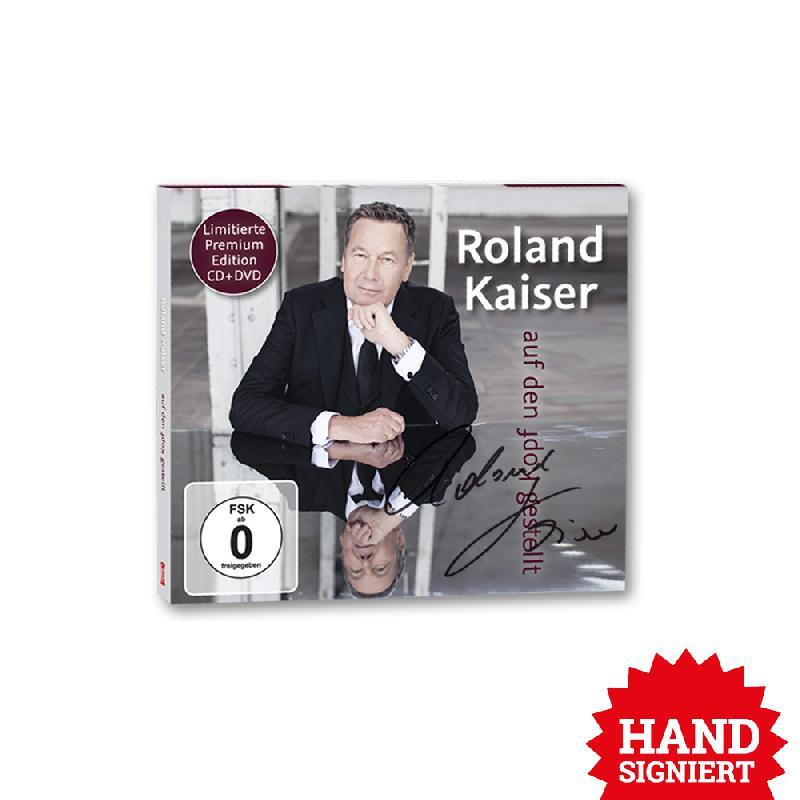 Auf den Kopf gestellt CD+DVD Handsigniert