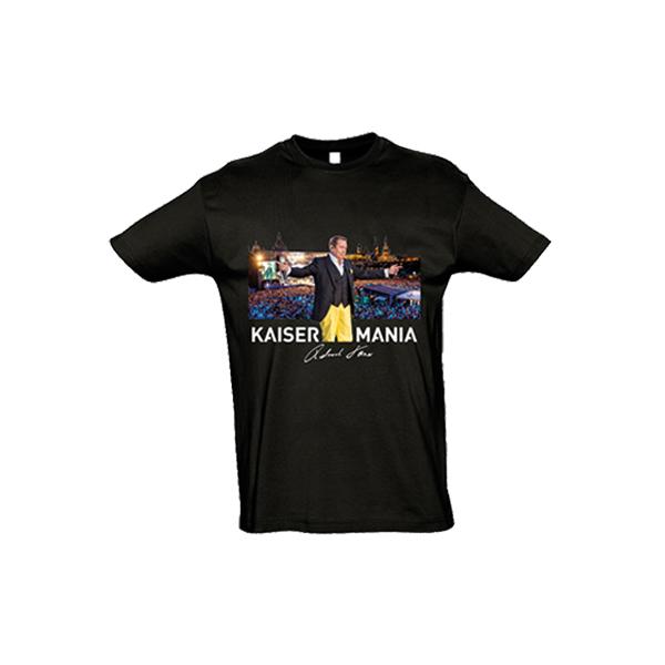 Kaiser Mania 2015 T-Shirt schwarz