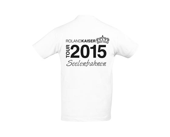 Tour 2015 T-Shirt weiss