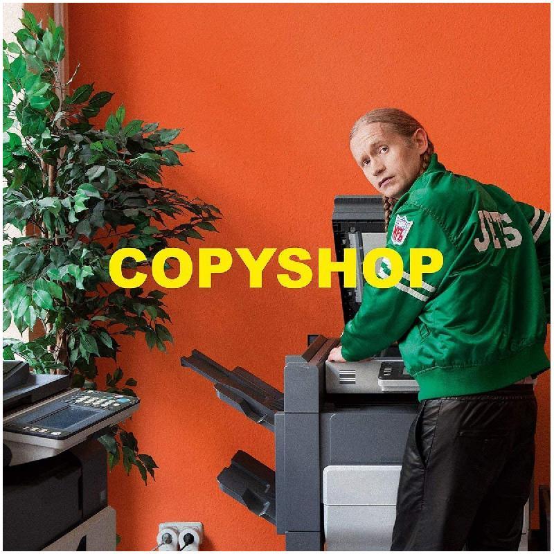 Copyshop - HANDSIGNIERT CD