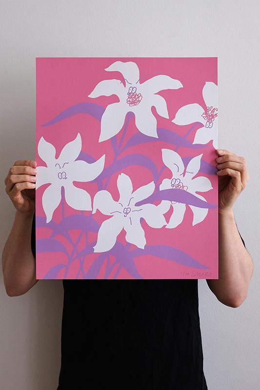 Stefan Marx Flowers Bild