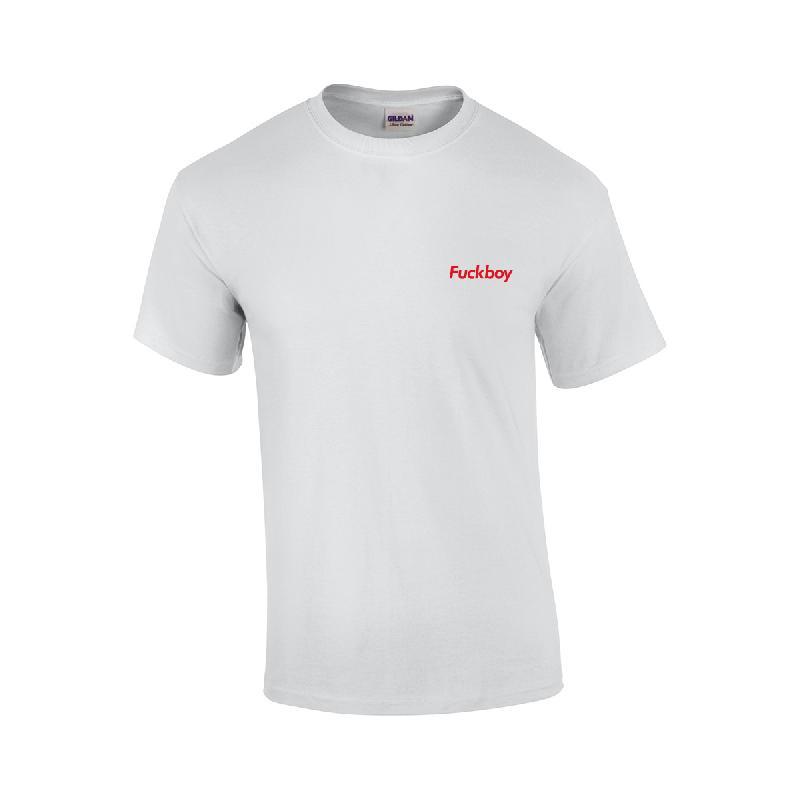 Fuckboy T-Shirt Weiss