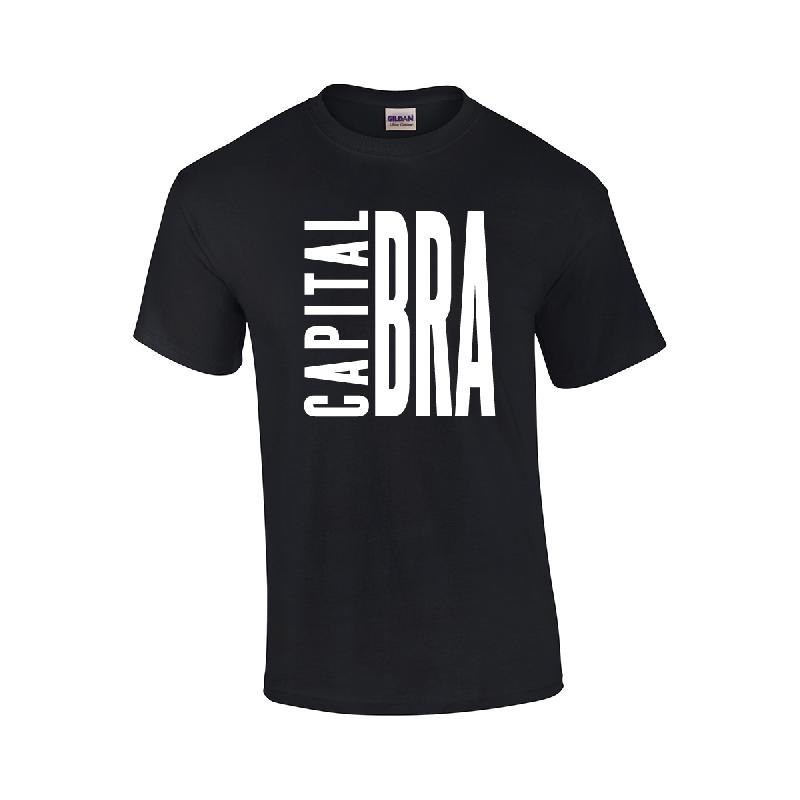 Capital Bra T-Shirt T-Shirt Schwarz
