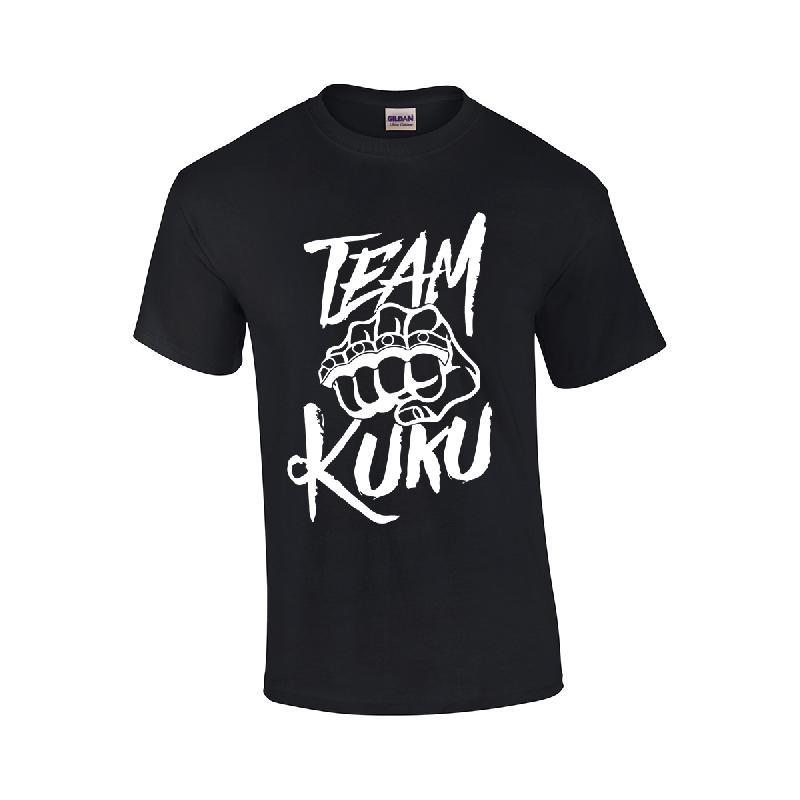 Kuku Black T-Shirt T-Shirt Black