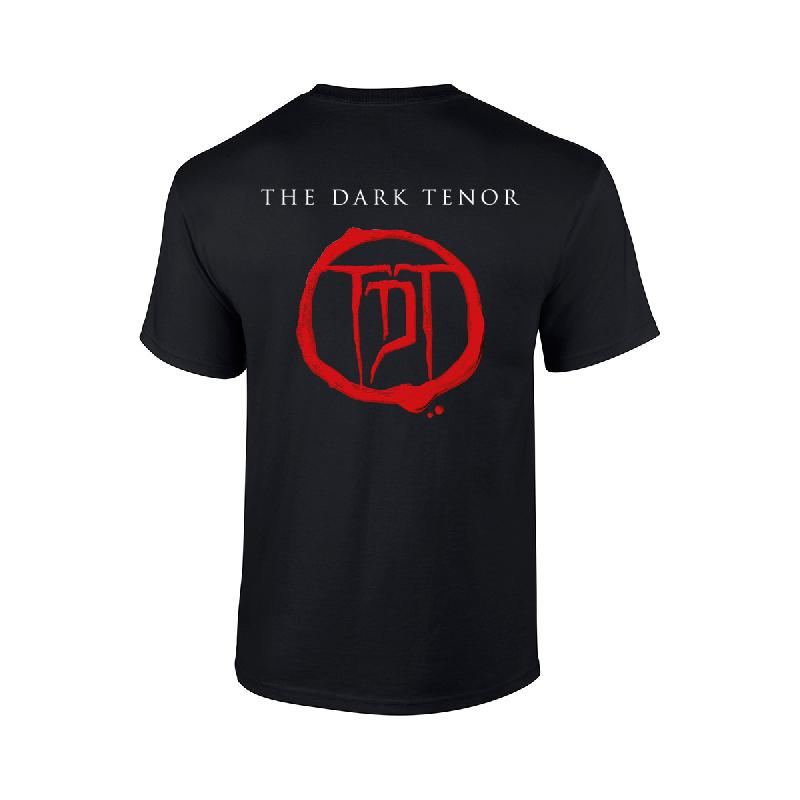 SHIRT mit THE DARK TENOR WAPPEN T-Shirt schwarz