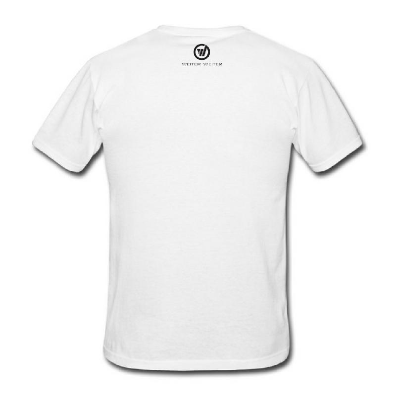 More Fun T-Shirt Weiss