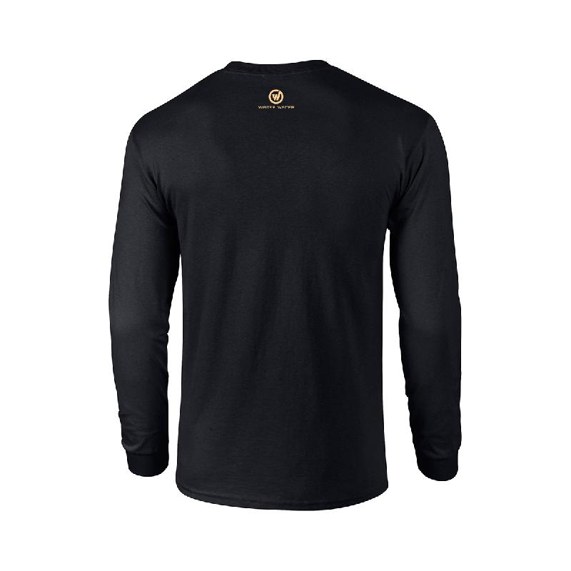 TAKING CARE OF BUSINESS CLUB Longsleeve black